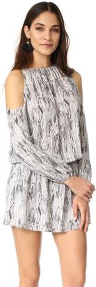 Ramy Brook Printed Lauren Dress $425 thestylecure.com