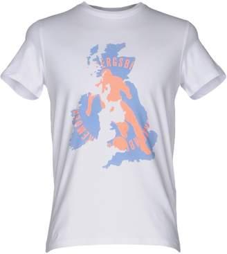 Bikkembergs T-shirts - Item 12051860KR