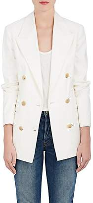 The Row Women's Rupsen Cotton Double-Breasted Jacket