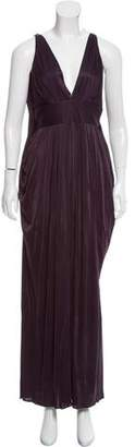 Yigal Azrouel Sleeveless Maxi Dress