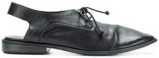 Marsèll slingback lace-up shoes