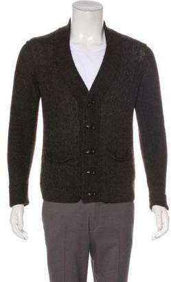 Rag & Bone Alpaca Wool Cardigan