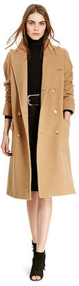 Polo Ralph Lauren Camel-Hair Polo Coat $1,998 thestylecure.com