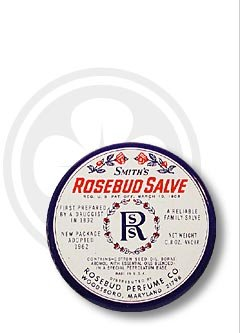 Smith's - Rosebud Salve Tin - 0.8 oz
