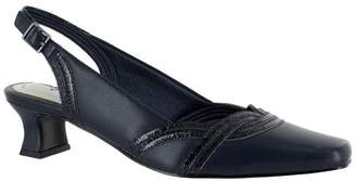 Easy Street Shoes Slingback Pumps - Stunning