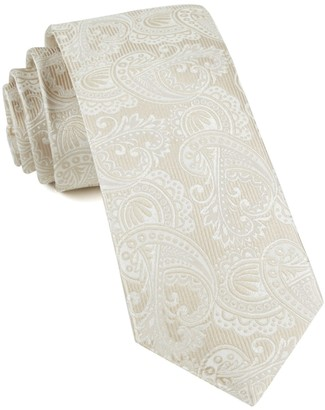 The Tie Bar Twill Paisley