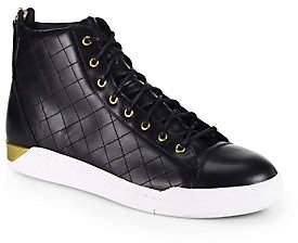 e9369b463d ... at Saks Fifth Avenue · Diesel Men s Tempus Diamond High-Top Sneakers