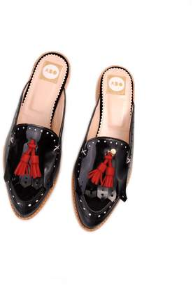 Abo Black Billie ABO Mules