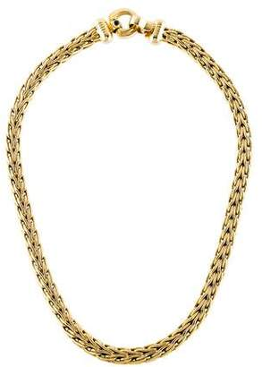 Roberto Coin 14K Sapphire Chain Necklace
