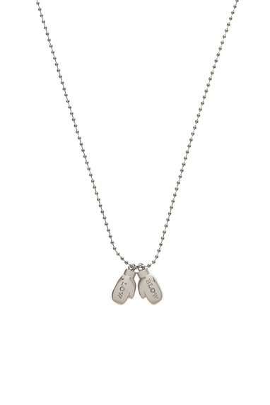 Marc Jacobs Boxing Glove Necklace