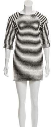 Sessun Striped Mini Dress