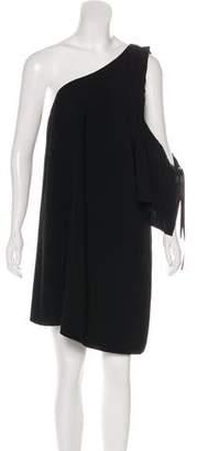 Cinq à Sept One-Shoulder Cutout Dress w/ Tags