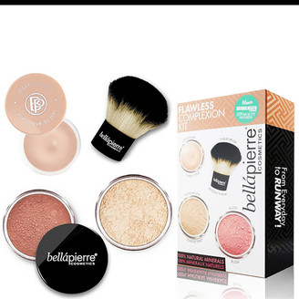 Bellapierre Cosmetics Flawless Complexion Kit - Fair