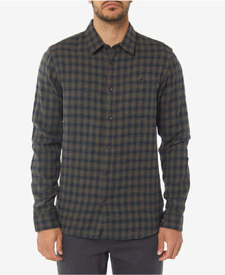 O'Neill Men's Glenwood Flannel Shirt