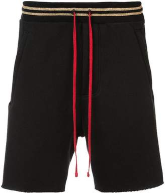 Amiri Lovers track shorts