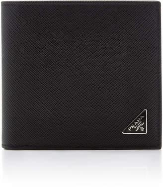 3c8cb9c6b6a5 Prada Saffiano Leather 6cc Wallet