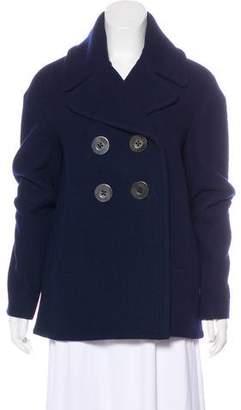 Martin Grant Military Pea Coat