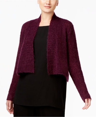 Eileen Fisher Cropped Cardigan $188 thestylecure.com