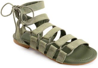 Journee Collection Cleo Gladiator Sandal - Women's