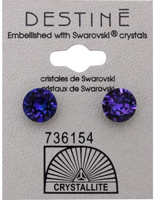 Crystallite Destine HL Diamond Cut Earring