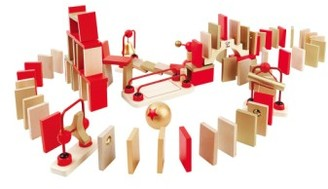 Toddler Hape 30Th Anniversary Dynamo Dominoes $39.99 thestylecure.com
