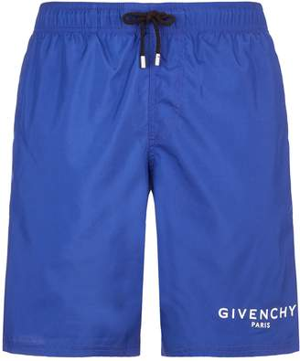 Givenchy Block Colour Swim Shorts