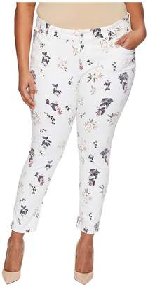 Lucky Brand Plus Size Ginger Skinny Jeans in Botanical Toss Women's Jeans