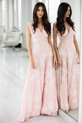 Yumi Kim Sashay Away Maxi Dress