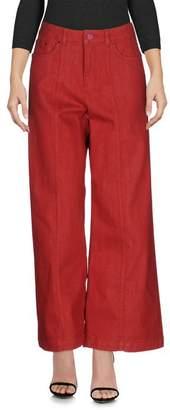 Saloni Denim trousers