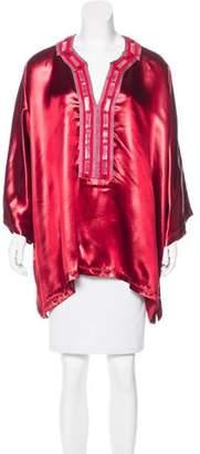 Bottega Veneta Embellished Dolman Sleeve Tunic w/ Tags