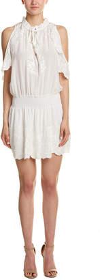 Parker Rayna Silk Shift Dress