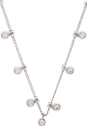 Melanie Auld Floating Disc Necklace