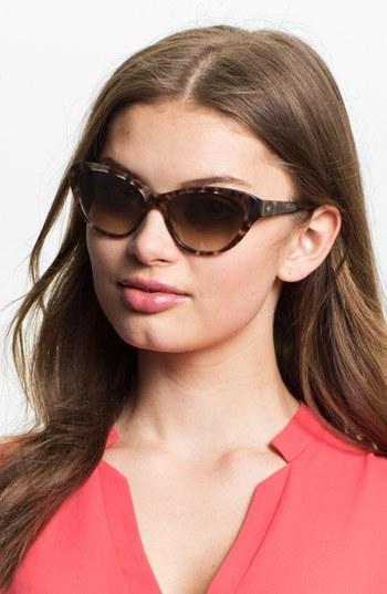 Kate Spade 'della' 55mm Sunglasses