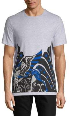Versace Graphic Cotton Tee