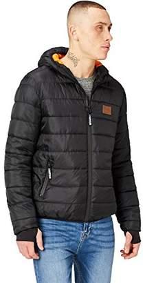 Puffa HIKARO Men's Hooded Jacket,(Manufacturer Size: X-Large)