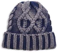 Saks Fifth Avenue MODERN Cable-Knit Beanie