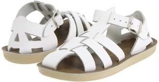 Salt Water Sandal by Hoy Shoes Sun-San - Sharks Kid's Shoes