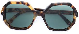 Oliver Goldsmith Yaton Jaguar sunglasses
