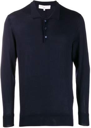 Orlebar Brown longsleeved polo shirt