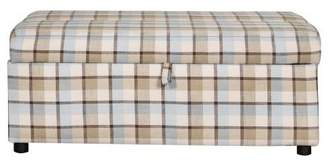 Rialto Red Barrel Studio Sleeper Bed Ottoman