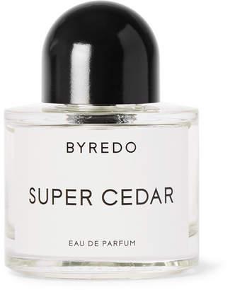 Byredo Super Cedar Eau de Parfum - Virginian Cedar Wood & Vetiver, 50ml