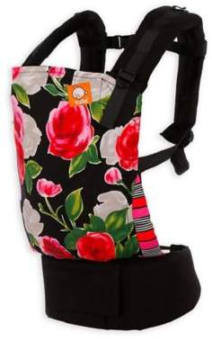 Baby Tula Juliette Toddler Carrier in Black/Red