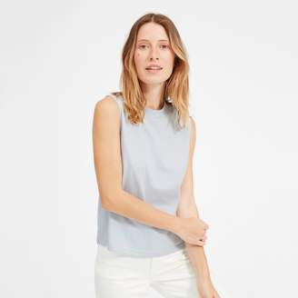 Everlane The Cotton Mockneck Muscle Tank