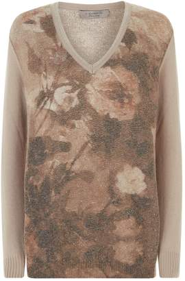 D-Exterior D.Exterior Sequin Embellished Sweater