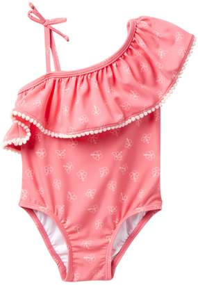 Jessica Simpson Confetti Floral One-Piece Swimsuit (Baby Girls)
