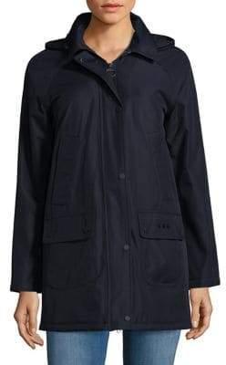 Barbour Snap Front Jacket