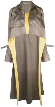 Silvia Tcherassi Sidney trench coat