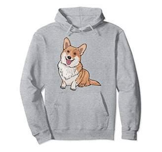 Corgi Pembroke Welsh Dog Hoodie Sweatshirt