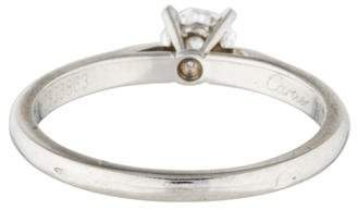 Cartier 1895 Diamond Solitaire Ring