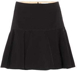 Chloé Flared miniskirt